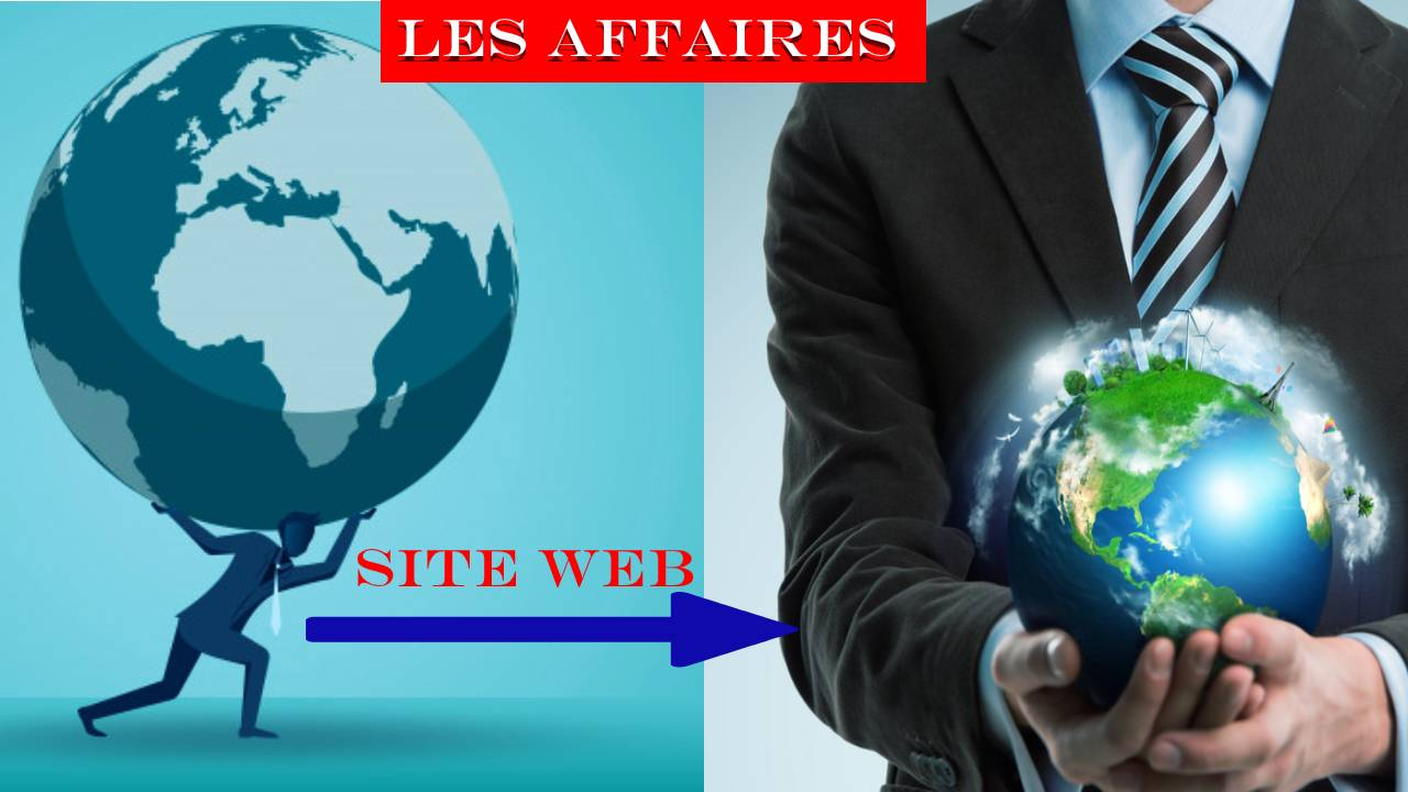 Why a website to an entreprise for ?