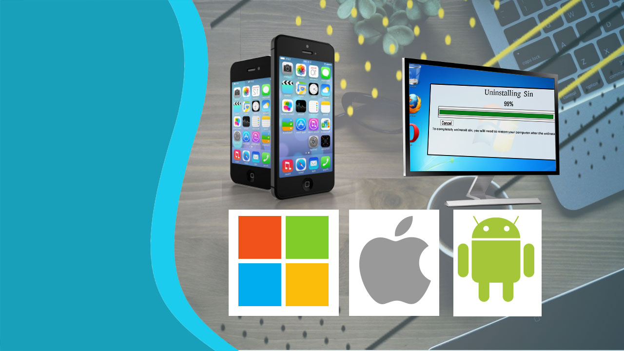Mobile and desktop applications